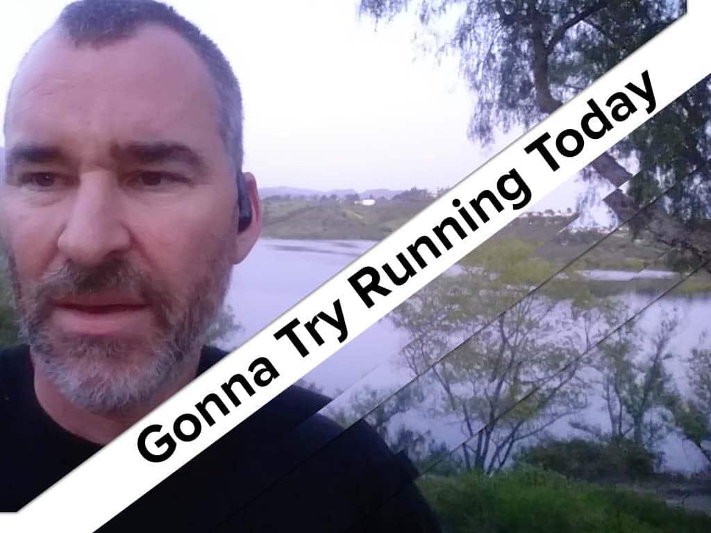 Gonna Try Running :P