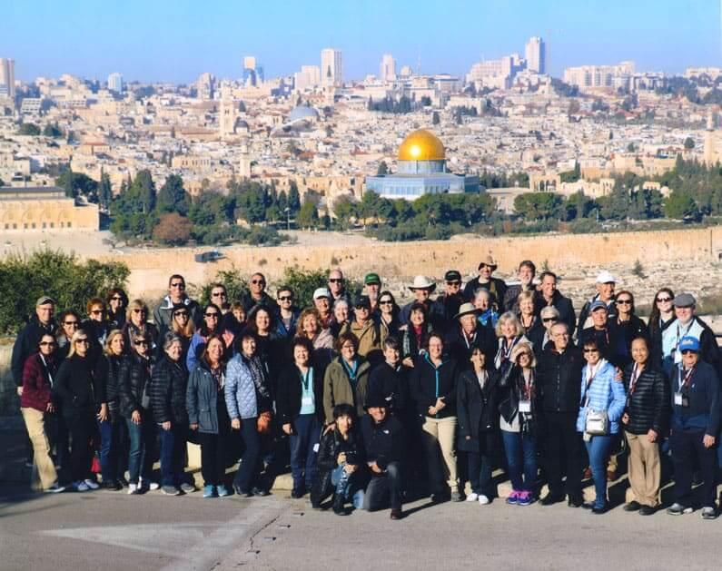 The Israel Trip – January 3-11 2018